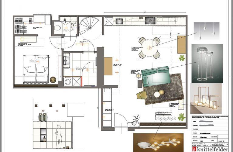 Einrichtungshaus Knittelfelder_Wohnung_M_Plan Beleuchtung